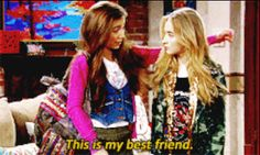 "#Rowbrina 4 ever. | These Two ""Girl Meets World"" Stars Are Actually Best Friends In Real Life"