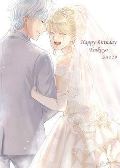 Anime Cupples, Anime Couples Manga, All Anime, Anime Art, Anime Girls, Anime Wedding, Wedding Art, Romantic Anime Couples, Cute Couples