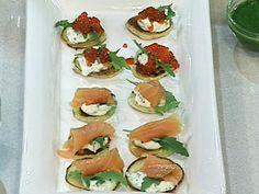 Tortitas de salmon