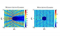 New Invisibility Cloak Completely Conceals Objects