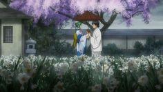 Gintama Tama and Yamazaki