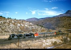 RailPictures.Net Photo: ATSF 2139 Atchison, Topeka & Santa Fe (ATSF) Alco RSD-5 at Trinidad, Colorado by Collection of Eugene Diller