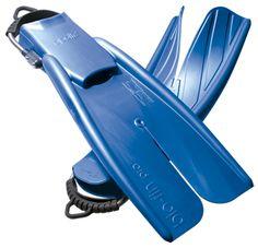 飛行機に荷物を預ける場合はバイオフィンを持っていく。