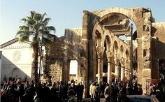 The Oldest City In The World (still exists)-Damascus, Syria: While there are many older cities that no longer stand, the city of Damascus has evidence of civilization going back 11,000 yrs, and is the oldest city that still stands.