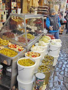 Modiano  Market, Thessaloniki, Greece