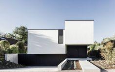 Modern Architecture Design, Facade Design, Modern House Design, Exterior Design, Interior Architecture, Modern Interior, Contemporary Design, Minimal Home, Minimal Beauty