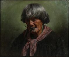 Charles F. Goldie (b.1870, d.1947). Painter