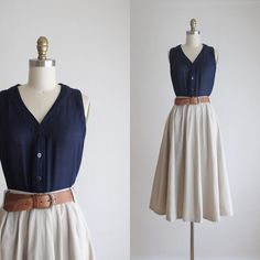 summer date outfits Modest Outfits, Skirt Outfits, Modest Fashion, Fashion Dresses, Modest Skirts, Apostolic Fashion, Pretty Outfits, Cool Outfits, Casual Outfits