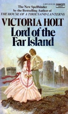 Lord of the Far Island-Victoria Holt  Vintage Gothic Romance
