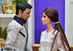 1/6 scale diorama photo story 'Team Husband' Episode 4 from JATMANStories.com