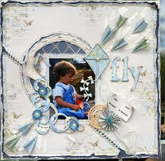 Fly (CSI #19)  *****Scrap Fx***** - Scrapbook.com