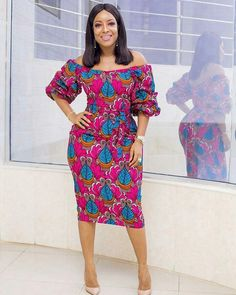 Joselyn Dumas ankara dress, African fashion, Ankara, kitenge, African women dres… by laviye at Diyanu African Dresses For Women, African Print Dresses, African Fashion Dresses, African Attire, African Wear, African Women, African Prints, African Style, Ankara Fashion