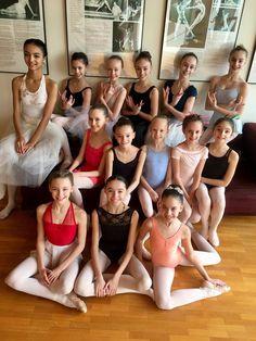 Travail avec Linda Hindberg du Royal Danish Ballet - Ecole de Danse de l'Opéra national de Paris © École de Danse OnP 2018.