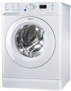 INDESIT BWSA61253WEU Keskeny elöltöltős mosógép