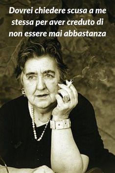Words Quotes, Sayings, Italian Language, Strong Girls, Hey Girl, Greys Anatomy, Feminism, Che Guevara, Motivation