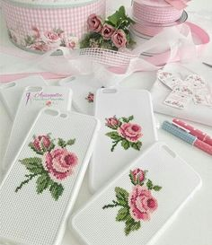 - Needlework : Sewing and Embrodery - News Butterfly Cross Stitch, Mini Cross Stitch, Cross Stitch Borders, Cross Stitch Rose, Modern Cross Stitch Patterns, Cross Stitch Flowers, Cross Stitch Designs, Embroidery On Clothes, Embroidery Hoop Art