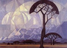 Pierneef 1886 – 1957 | NLA Design and Visual Arts