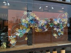 anthropologie window display 2012 - Google Search