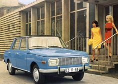 cars could be the most stylish cars ever built, but power was even more important. Learn about the history of cars and browse over 150 pics. East German Car, Volkswagen, Automobile, Traction Avant, 1960s Cars, Roadster, Cabriolet, Car Advertising, Love Car
