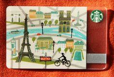 Allons-y. #StarbucksCard #Paris