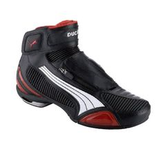 Pure Ducati - Ducati Puma Testastretta MID Boots Looks like a good compromised between my Nikes and full-on Alpinestar boots.