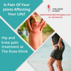 Is Joint pain keeping you away from doing the things in life you really want to? Follow the link in the bio to know everything about joint replacement treatment. http://bit.ly/2iCAsrN or contact 9923406258 #hipreplacementsurgery  #kneesurgery  #Jointsurgery