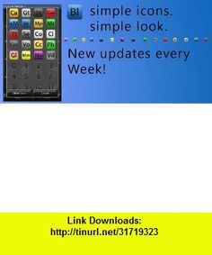 Simple Icons Pack , Android , torrent, downloads, rapidshare, filesonic, hotfile, megaupload, fileserve