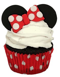 Micky and Mini Mouse Cupcakes For better searches go to: http://cupcakecatalog.com