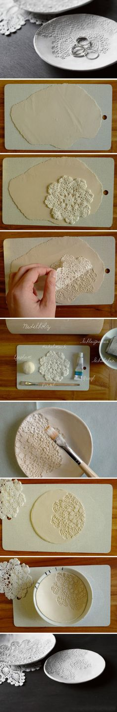 Diy Beautiful Tray | Click to see More DIY & Crafts Tutorials on Our Site.