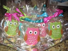 Owl Baby Shower Favors | What do you think? Cancel reply