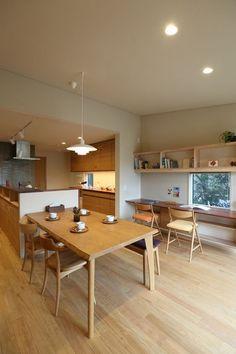 Japanese Living Room Decor, Japanese Home Decor, Japanese Interior, Japanese House, Kitchen Interior, Home Interior Design, Interior Architecture, Home Living Room, Living Room Designs