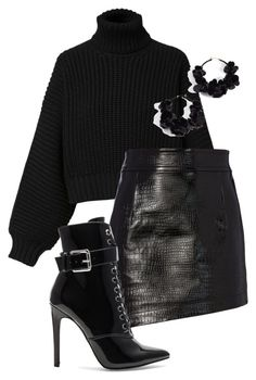 """""""Untitled #113"""" by sofiaosousa on Polyvore featuring Diesel, Helmut Lang, Danielle Guizio and Oscar de la Renta"""