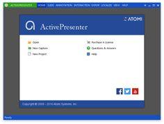 ActivePresenter 免費螢幕錄影工具,自製數位影音教材教學