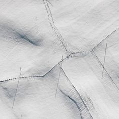 Aerial Winter Landscapes Photography