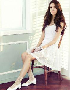 #Yoona #윤아 #ユナ#SNSD #少女時代 #소녀시대 #GirlsGeneration Ceci March