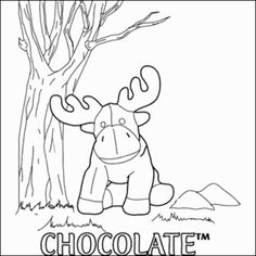 ty coloring pages | Free Printable Ty Beanie Babies Coloring Pages - Yahoo! Voices ...