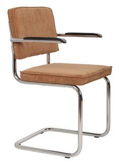 Ridge Rib armchair - Zuiver