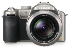 Panasonic DMC-FZ50S 10.1MP Digital Camera with 12x Optical Image Stabilized Zoom (Silver) ** Continue to the product at the image link.