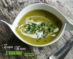 Zupa krem z cukinii - najprostsza