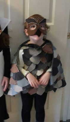 Thanks to Kirsty for sharing this photo of her daughter's World Book Day costume made with fabric from the Scrapstore :-)                                             Gloucestershire Resource Centre http://www.grcltd.org/scrapstore/