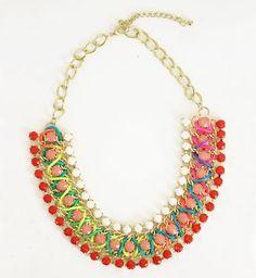 Rocking Glam Necklace