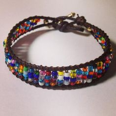 I love those colorful beads~ by Jersica