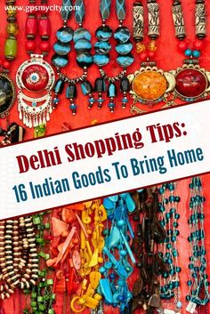 Delhi Shopping Tips: 16 Indian Goods To Bring Home What to buy in Delhi? There are plenty to exotic items to choose from in Delhi and these 16 souvenir shopping tips you make up your mind. Delhi Shopping, India Shopping, Shopping Hacks, Happy Shopping, India Travel Guide, Asia Travel, Travel Tips, Travel Guides, Travel Set