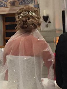 #Brautfrisur#FriseurGelsenkirchen #Dutt#SpiegleinSpieglein#hair#bride