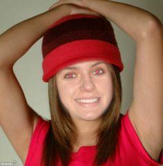 Red Sock Cap