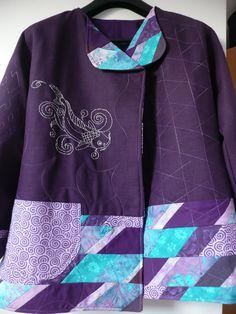 Sashiko jacket