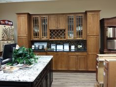 Fitzgerald Home Furnishings is the local Wellborn Cabinet Dealer for Frederick MD