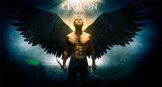The most impressive Paul Bettany archangel Michael in Legion. Love it.