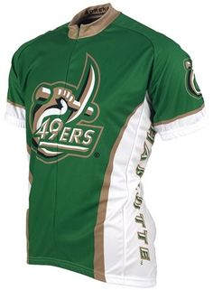 NCAA Unisex Adult North Carolina Charlotte 49Ers Cycling Jersey Large *** Check out the image by visiting the link.Note:It is affiliate link to Amazon. #follow4follow