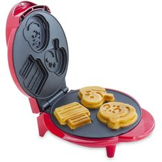 Snoopy & Charlie Brown Waffle Maker
